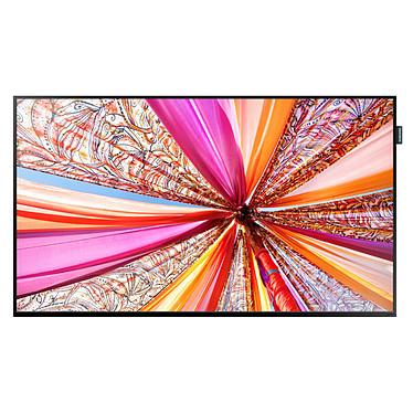 """Samsung 65"""" LED DM65D  1920 x 1080 pixels 16:9 - 4000:1 - 6.5 ms - HDMI - Wi-Fi - Haut parleurs intégrés - Noir"""