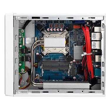 Shuttle XH81V (Intel H81 Express) Blanc pas cher
