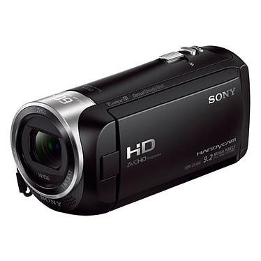 Sony HDR-CX405 Noir + Carte MicroSD 16 Go Caméscope Full HD avec mémoire flash et HDMI + carte micro SD 16 Go