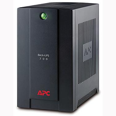 APC Back-UPS 700VA IEC Sistema de alimentación ininterrumpida línea interactiva 700 VA/230 V