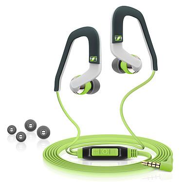 Sennheiser OCX 686i Sports Casque tour d'oreille pour sportifs - iPhone/iPad/iPod