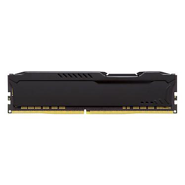HyperX Fury Noir 64 Go (4x 16 Go) DDR4 2400 MHz CL15 pas cher