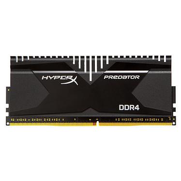 Avis HyperX Predator Noir 64 Go (8x 8 Go) DDR4 2800 MHz CL14