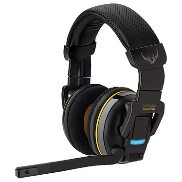 Corsair Gaming H2100 Dolby 7.1 Casque-micro pour gamer sans fil