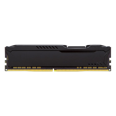 Acheter HyperX Fury Noir 16 Go (2x 8Go) DDR4 2400 MHz CL15
