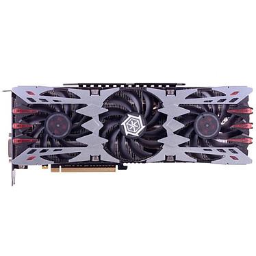 Inno3D iChill GeForce GTX 970 4GB X3 Air Boss 4096 Mo Dual DVI/HDMI/DisplayPort - PCI Express (NVIDIA GeForce avec CUDA GTX 970)