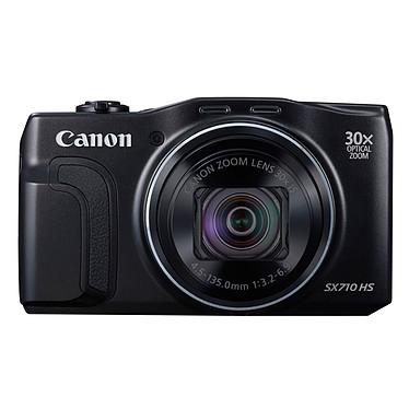Canon PowerShot SX710 HS Noir  Appareil photo 20 MP - Zoom ultra grand-angle 30x - Vidéo Full HD - HDMI - Wi-Fi et NFC