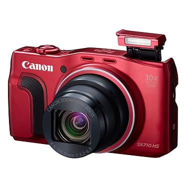 Acheter Canon PowerShot SX710 HS Rouge