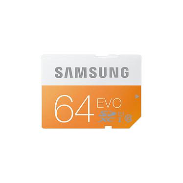 Samsung SDXC 64 Go EVO