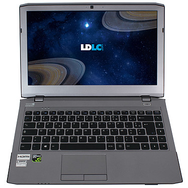 "LDLC Saturne MB5-I7-16-S2H10 Intel Core i7-4712MQ 16 Go SSD 240 Go + HDD 1 To 13.3"" LED Full HD NVIDIA GeForce GTX 960M Wi-Fi N/Bluetooth Webcam (sans OS)"