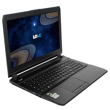"LDLC Saturne R96-I7-8-S2-P10 Intel Core i7-4720HQ 8 Go SSD 240 Go 15.6"" LED Full HD NVIDIA GeForce GTX 965M Wi-Fi N/Bluetooth Webcam Windows 10 Professionnel 64 bits"