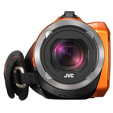 Acheter JVC GZ-R315 Orange + Carte SD 8 Go