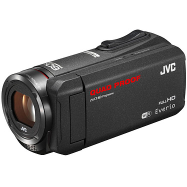Avis JVC GZ-RX515 Noir + JVC CB-VM89 + Carte SD 8 Go