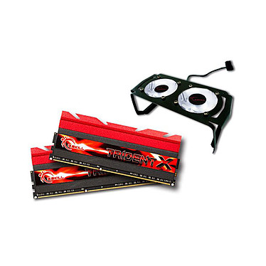 G.Skill Trident X Series 8 Go (2 x 4 Go) DDR3 2800 MHz CL11