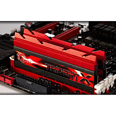 Acheter G.Skill Trident X Series 8 Go (2 x 4Go) DDR3 3000 MHz CL12