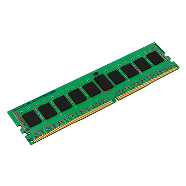 Kingston ValueRAM 8 Go DDR4 2133 MHz CL15 ECC Registered SR X4 RAM DDR4 PC4-17000 - KVR21R15S4/8 (garantie 10 ans par Kingston)