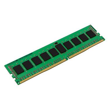 Kingston ValueRAM 8 Go DDR4 2133 MHz CL15 ECC Registered RAM DDR4 PC4-17000 - KTL-TS421/8G (garantie 10 ans par Kingston)