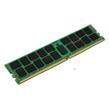 Kingston ValueRAM 16 Go DDR4 2400 MHz CL17 ECC Registered SR X4 RAM DDR4 PC4-19200 - KVR24R17S4/16MA (10 años de garantía Kingston)