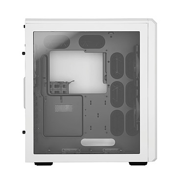 Avis Corsair Carbide Air 540 Windowed White