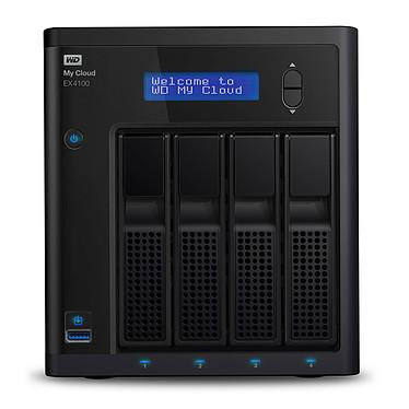 WD My Cloud EX4100 (sans disque)