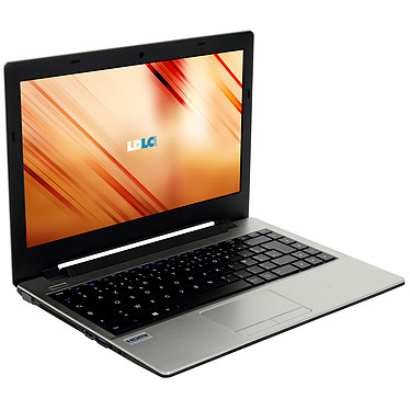 "LDLC Venus AM2-I7-8-S2-P10 Slim Intel Core i7-4510U 8 Go SSD 240 Go 13.3"" LED QHD+ Wi-Fi N/Bluetooth Webcam Windows 10 Professionnel 64 bits"
