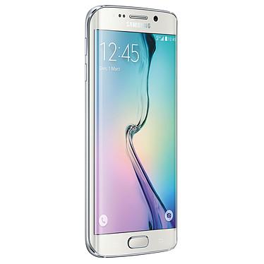 "Samsung Galaxy S6 Edge SM-G925F Blanc 64 Go Smartphone 4G-LTE Advanced - Exynos 7420 8-Core 2.1 Ghz - RAM 3 Go - Ecran tactile 5.1"" 1440 x 2560 - 64 Go - NFC/Bluetooth 4.1 - 2600 mAh - Android 5.0"
