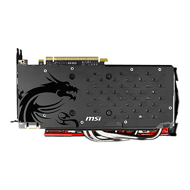 Avis MSI GeForce GTX 960 GAMING 4G