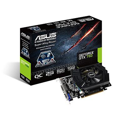 ASUS GTX750-PHOC-2GD5 - GeForce GTX 750 2 Go