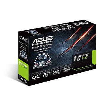 ASUS GTX750-PHOC-2GD5 - GeForce GTX 750 2 Go pas cher