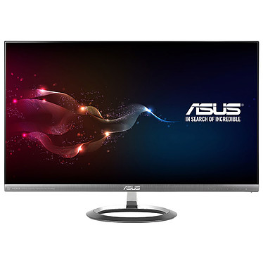 "ASUS 25"" LED - Designo MX25AQ 2560 x 1440 pixels - 5 ms (gris à gris) - Format large 16/9 - Dalle IPS - Ultra Low Blue Light + Flicker Free - DisplayPort - HDMI - Noir (garantie constructeur 3 ans)"