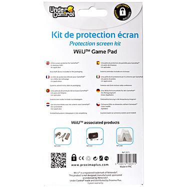 Acheter Under Control Protection Screen Kit (Nintendo Wii U)