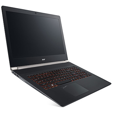 "Acer Aspire V Nitro VN7-791G-551U Black Edition Intel Core i5-4210H 8 Go SSHD 1 To 17.3"" LED Full HD NVIDIA GeForce GTX 960M Graveur DVD Wi-Fi AC/Bluetooth Webcam Windows 8.1 64 bits"
