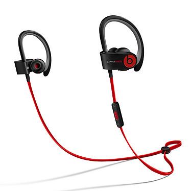 Beats Powerbeats2 Wireless Noir Micro-casque tour d'oreille stéréo sans fil pour sportifs