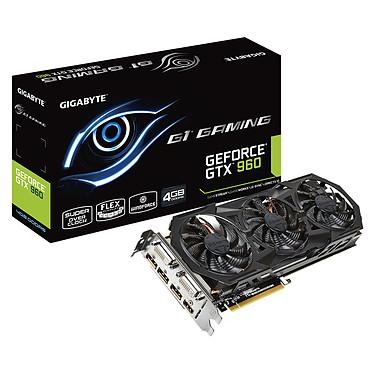 Gigabyte GV-N960G1 GAMING-4GD - GeForce GTX 960 4 GB