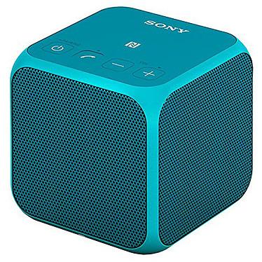 Sony SRS-X11 Bleu Enceinte portable sans fil 10 W avec NFC et Bluetooth