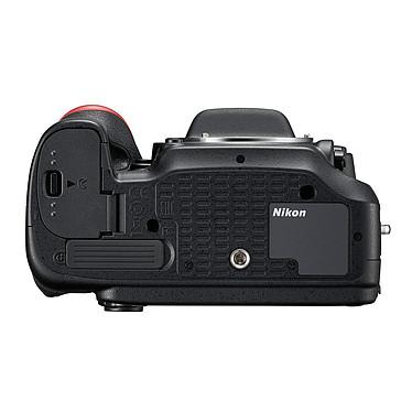 Avis Nikon D7200