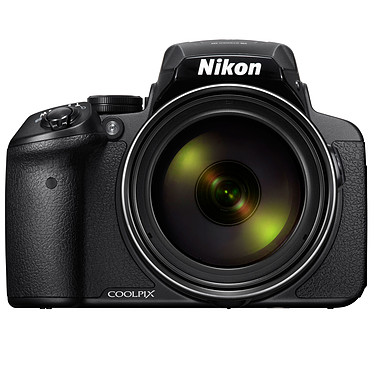 Avis Nikon Coolpix P900 Noir