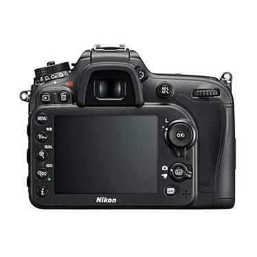 Nikon D7200 + Objectif VR 18-105 mm pas cher