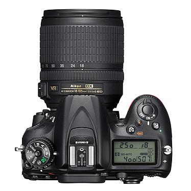 Acheter Nikon D7200 + Objectif VR 18-105 mm