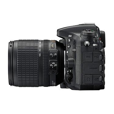 Avis Nikon D7200 + Objectif VR 18-105 mm