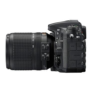 Avis Nikon D7200 + Objectif VR 18-140 mm