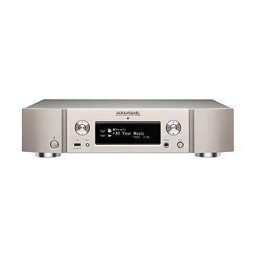 Marantz NA6005 Or-Argent Lecteur audio réseau avec fonction Wi-Fi, Bluetooth, DLNA