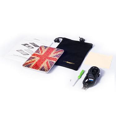 Avis Advance Arty Pop Box USB 3.0 (UK Flag)