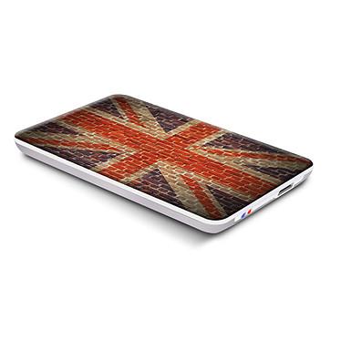 Advance Arty Pop Box USB 3.0 (UK Flag) Boitier externe USB 3.0 pour disque dur 2.5'' SATA