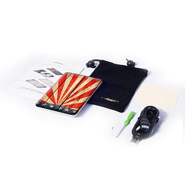 Avis Advance Arty Pop Box USB 3.0 (USA Flag)