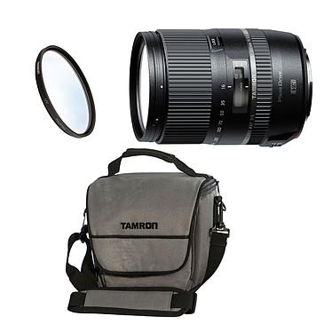 Tamron 16-300MM F3.5-6.3 DI II VC PZD Macro monture Canon + Jumbo + UV 67