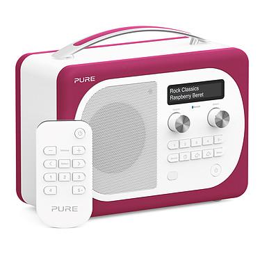 Pure Evoke D4 Mio Bluetooth Raspberry Radio FM et numérique portable avec Bluetooth