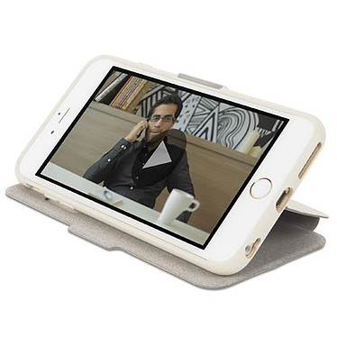 Acheter Moshi SenseCover Beige pour iPhone 6 Plus