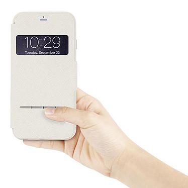 Avis Moshi SenseCover Beige pour iPhone 6 Plus