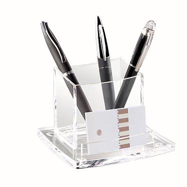 CEP Acrylight  Pot à crayons Cristal